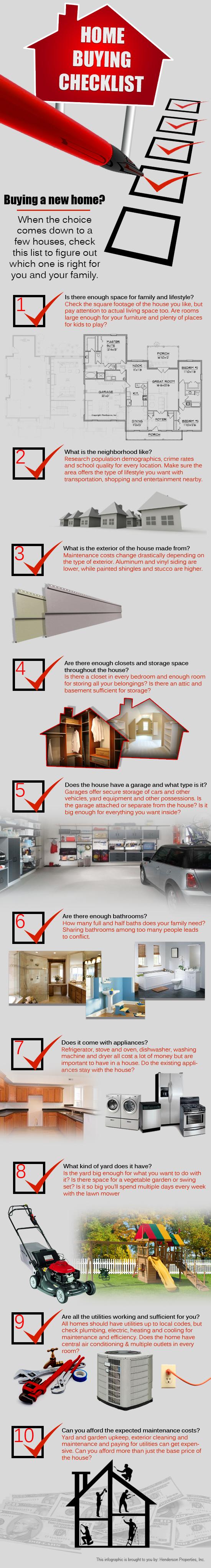 Henderson Properties Infographic