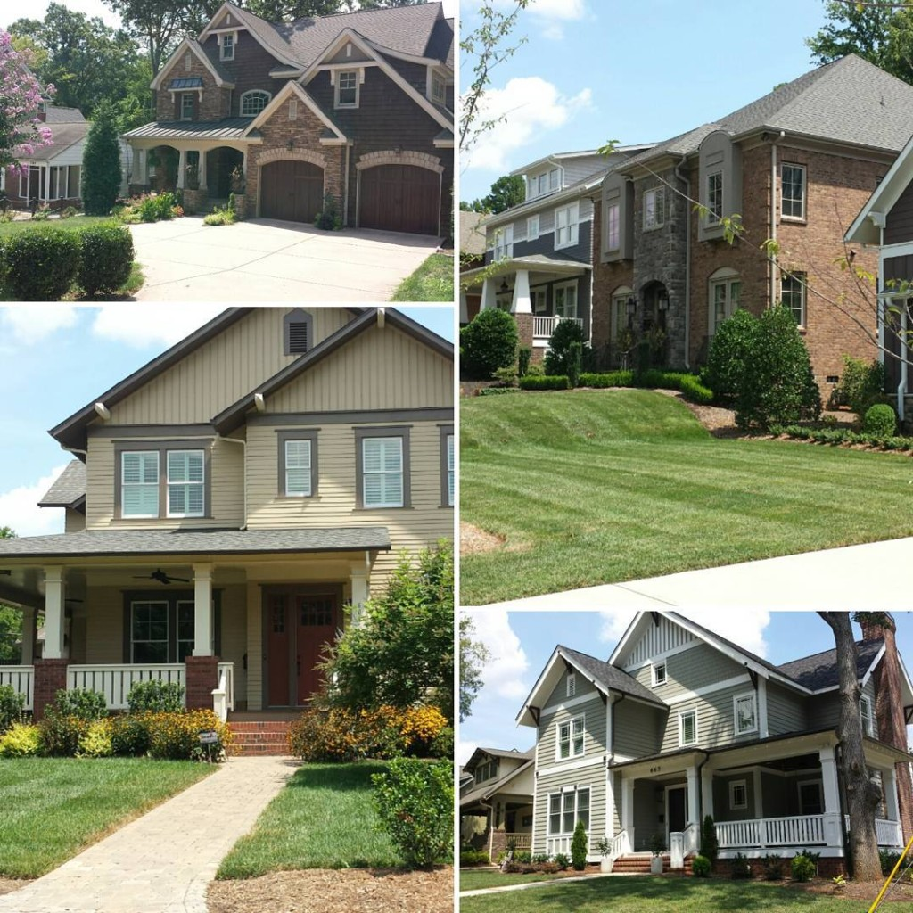 Have you been to dilworth lately? The new homes arehellip