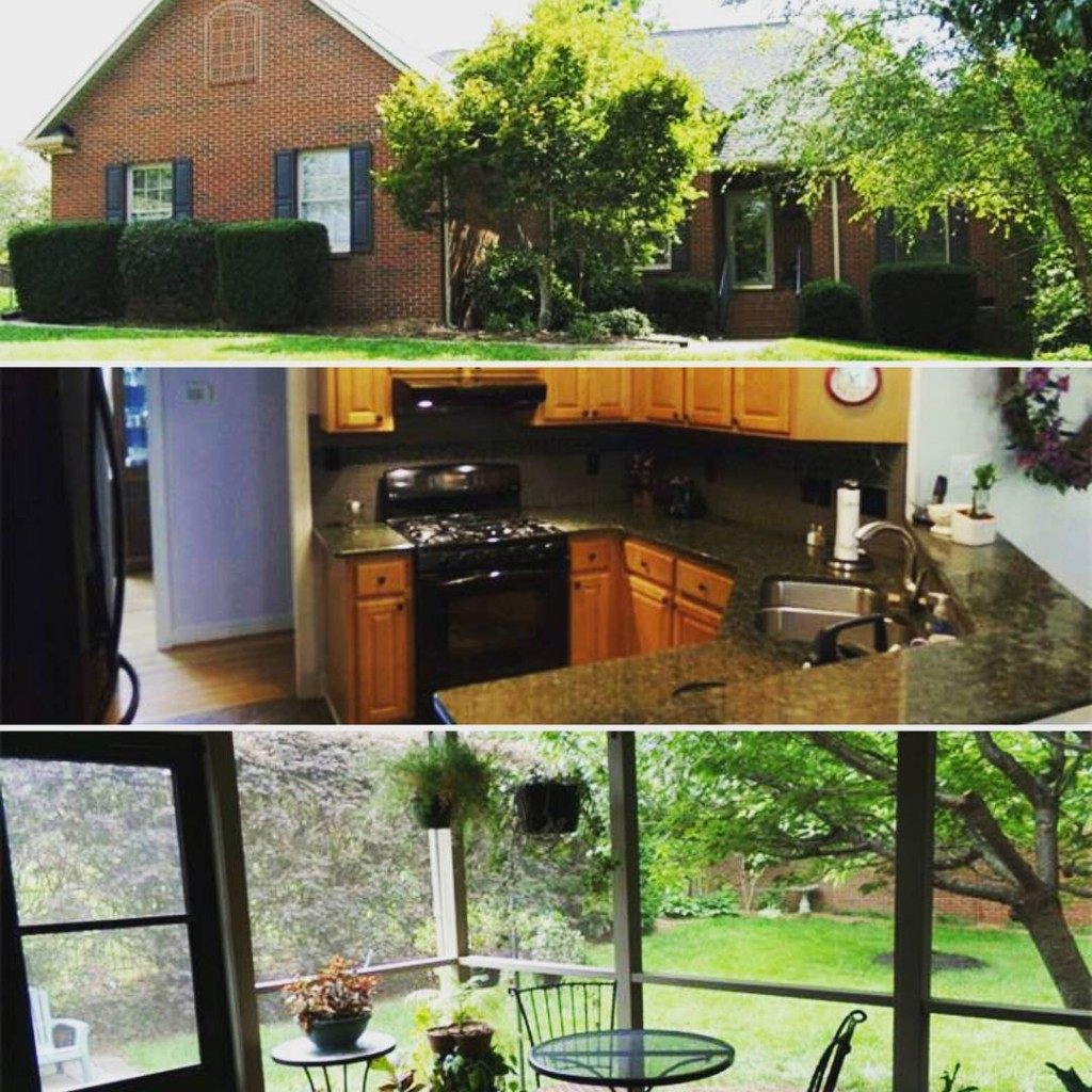 Family friendly 4BR 3BA brick home for sale in Gastonia!hellip