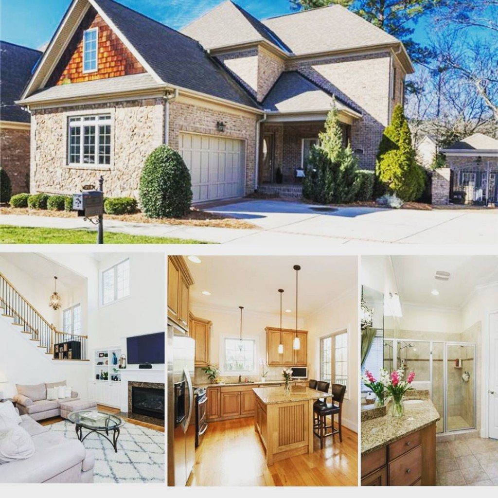 4bedroom 45bathroom Stunning home for sale in South Charlotte! Gourmethellip