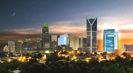 New Apartments Uptown Charlotte