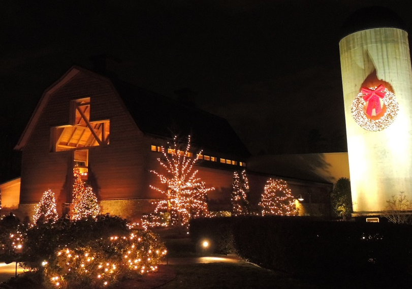 the billy graham library is another popular stop for charlotte residents looking to get into the christmas spirit running from december 1 through 23