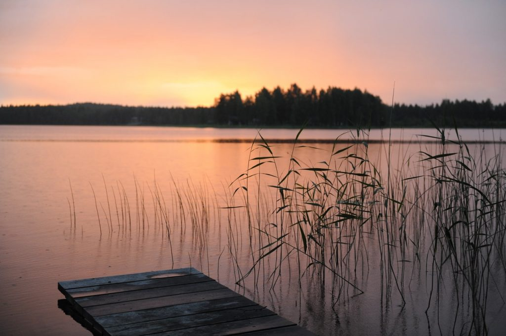 lake retire community near charlotte