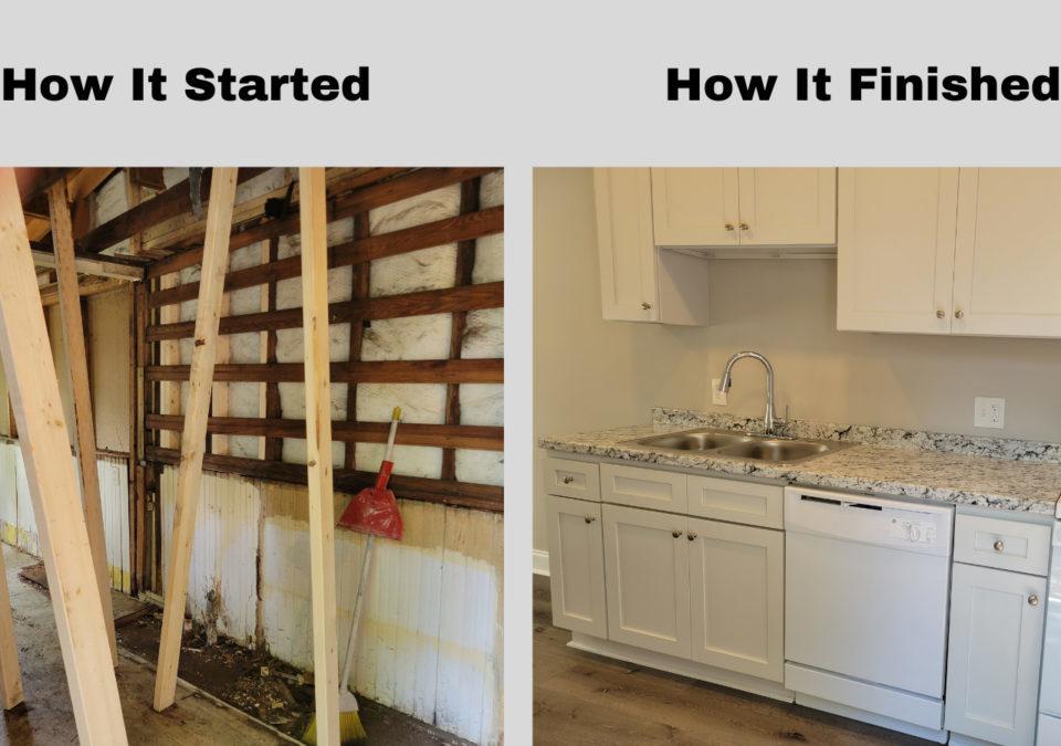 kitchen renovation charlotte